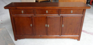 Chinese Antique Furniture Wood Cabinet Lwc409-1 pictures & photos