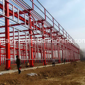 Professional Light Steel Prefabricated Building Construction pictures & photos