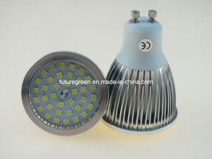 Dimmable 2835SMD GU10 LED Lamp pictures & photos