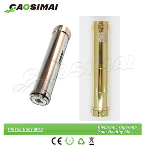 Mechanical Mod, Chiyou Mod Telescope K1000 with Huge Vapor