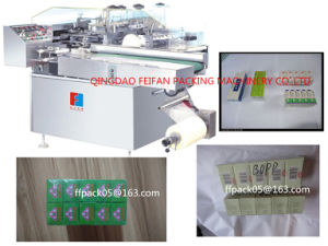 Ima Technology Automatic Cosmetic Box Cellophane Overwrapping Machine pictures & photos