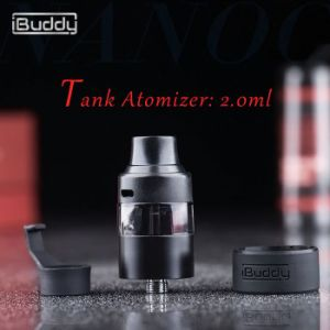 Nano C 900mAh 55W Sub-Ohm Top-Airflow E-Juice Vaporizer Dry Herb Vaporizer pictures & photos