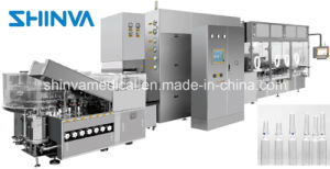 Ampoule Production Line, Ampoule Filling and Sealing Machine