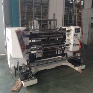 Horizontal Type Aluminium Foil/Paper/PP/PE/PVC Film Cutting Machine