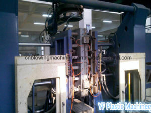 Single Station Extrusion Blowing 1000L Plastic Water Tank Making Machine