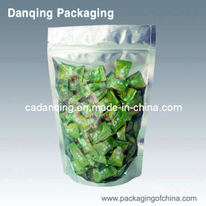 Candy Bag, Candy Packaging, Stand up Packaging Bag with Zipper pictures & photos