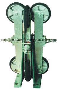 Elevator Roller Guide Rail Shoe