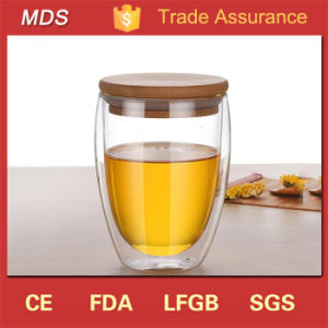 Wholesale Insulated Double Walled Glassware Tumbler Glass pictures & photos