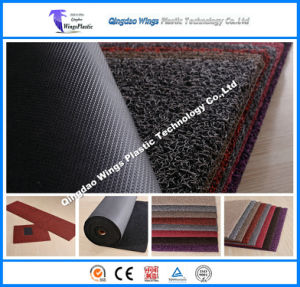2017 Hot Sale Anti-Slip PVC Coil Door Mat for Bath/Toilet/Kitchen pictures & photos