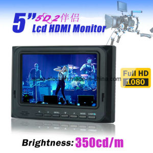 5 Inch Field LCD Monitor with HDMI Input & Output pictures & photos