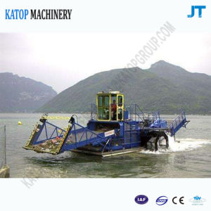 Automatic Aquatic Weed Harvester, River Cleaning Ship pictures & photos