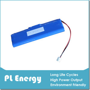 18650 11.1V/12V 7800mAh Lithium Ion Battery for LED Light