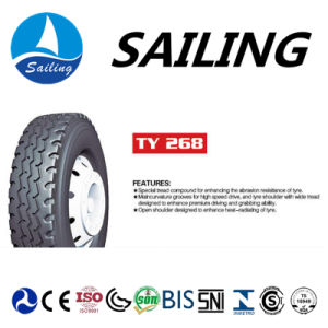 All Steel Heavy Radial Truck Tyre