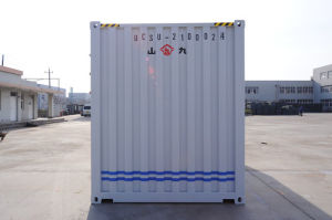 20ft New Shipping Containers in Qingdao pictures & photos