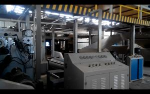 Double-Side Corrugated Paperboard Gluer for Production Line pictures & photos
