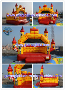 Soldier Inflatable Castle / Inflatable Castle for Sale pictures & photos