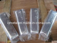High Purity Indium Ingot 4n5 with Competitive Price