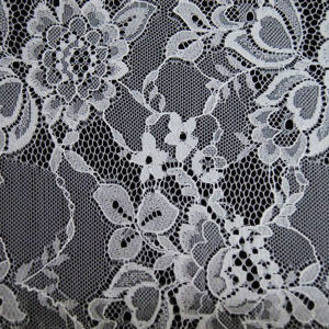 Wholesale Wedding Accessories Dress Nylon Polyester Lace Fabric