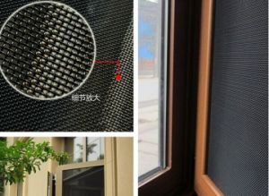 High-End Window Screen, Mosquito Protection Window Screen, High Strength 304 Stainless Steel Window/ Door Screen pictures & photos