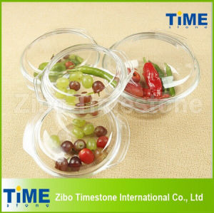 Heat Resistant Glass Casserole Pot pictures & photos