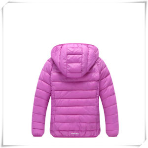 Mens New Fashion Gradient Winter Nylon Down Jacket