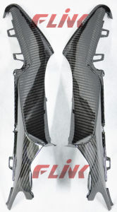 Motorcycle Carbon Fiber Parts Side Panel of Front Fairing for Honda Cbr 1000rr 08-09 pictures & photos