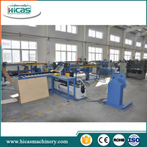 No-Nail Plywood Box Making Steel Buckles Machine pictures & photos