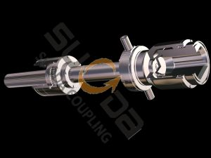 WGS Type Shaft/Universal Coupling for Transmission pictures & photos