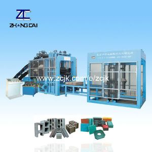 High Capacity Auto Block Making Line (QTY6-16)