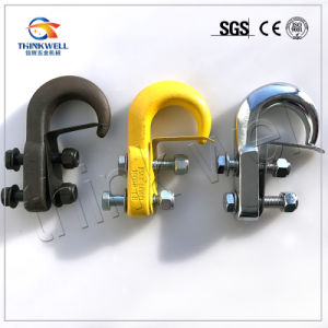 Good Feedback Forged Carbon Steel Tow Hook with Latch pictures & photos