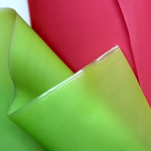 PVC Jelly Fabric, Used for Bags and Phone Case, Non-Fading (9009)