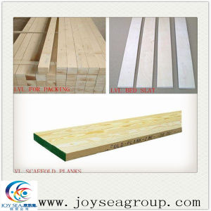 LVL Plywood 4500mm*100mm for Construction E2 pictures & photos