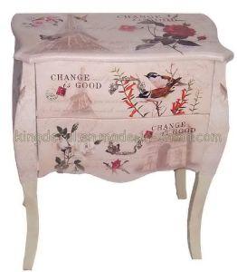 Wood Cabinet (SJ08032)