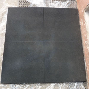 Color Industrial Rubber Tiles Square Rubber Floor Tile Playground Rubber Flooring Tile pictures & photos