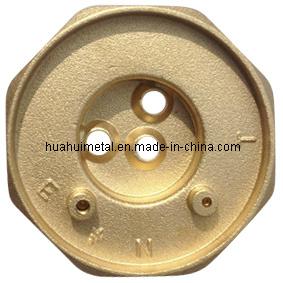 Brass Flange Fitting (HF-012)