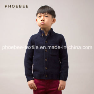 Black Wool Baby Boys Fashion Clothing Children Wear for Kids pictures & photos
