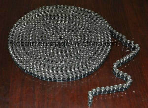 Roller Chain with One Side Steel Rollers pictures & photos