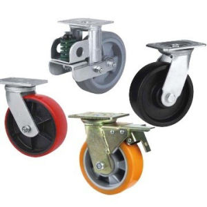 Industrial Casters of Supermarket Lockers pictures & photos