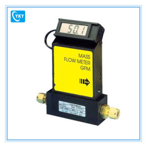 Laboratory Nitrogen Gas Digital Mass Flow Controller with Stainless Steel Body pictures & photos