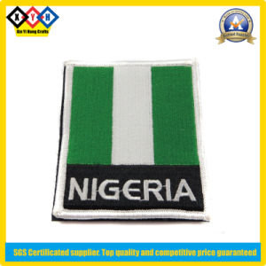 Flag Embroidery Patches with Different Country (XYH-EP031)