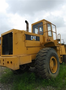 Used Caterpillar 20t Wheel Loader/Secondhand Front Loader (966E)