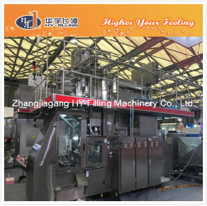 Aseptic Carton Juice Packing Machine pictures & photos