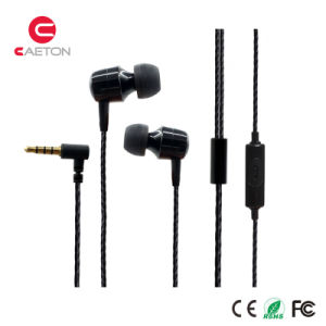 Good Quality HiFi Bass Earphone Metal Stereo Earphone pictures & photos