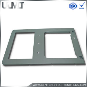 Paint Sheet Metal Processing Pieces Outside The Frame
