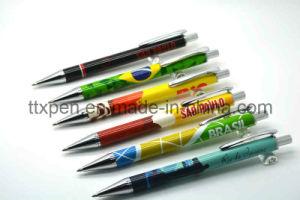 Customized Logo Metal Balll Pen Stylus Promotion Pen
