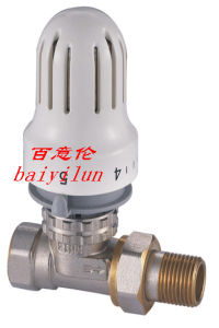 Automatic Liquid Sensor Radiator Thermostat Valve