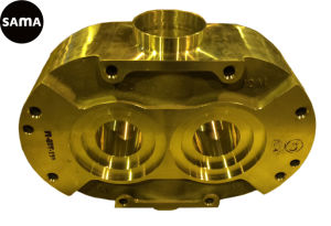 Stainless Steel Investment Precision Casting for Valve Body with Machining pictures & photos