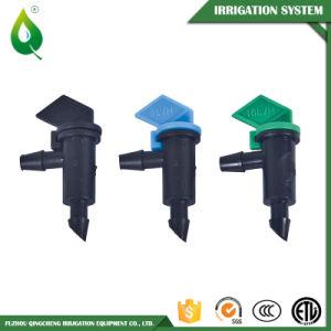 Plastic Drip Irrigation Adjustable Garden Micro Flow Dripper pictures & photos