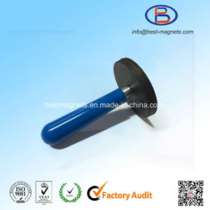 Rubber Coated/Covering Block Magnet Pot/Gripper pictures & photos