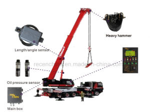 Truck Crane Load Moment Indicator RC-Q200 pictures & photos